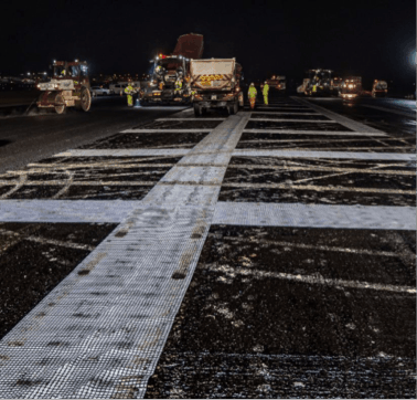 Dublin Airport - Rehabilitation & Enhancements, Runway 10/28 & Associated Taxiways