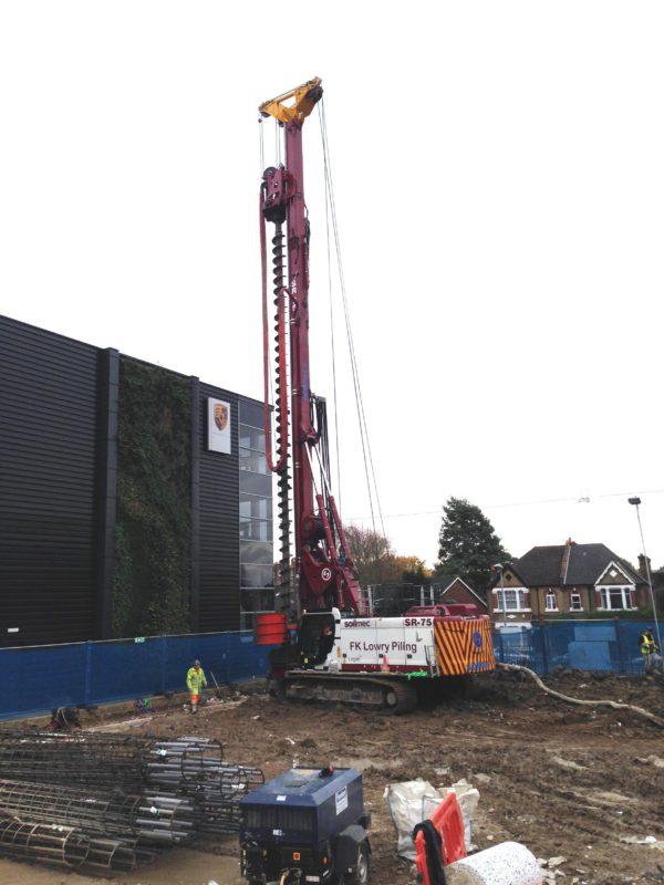 London Safestore Facility