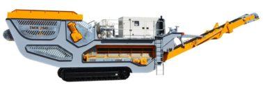 Rapid Trakmix 250T per hour continuous batching (Ideal for mixing CBGM)