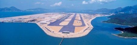 Pavement Construction The New Hong Kong Airport Check Lap Kok