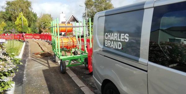Charles Brand Fibre Broadband