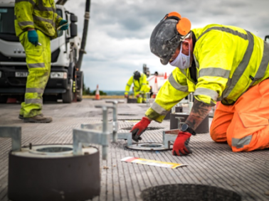 Knock Airport Runway remedial works commence